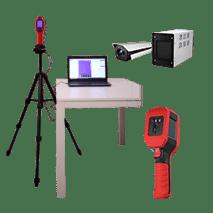 Cámaras termograficas