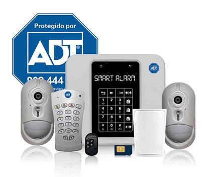 Sistemas de seguridad y alarmas para el hogar o negocio