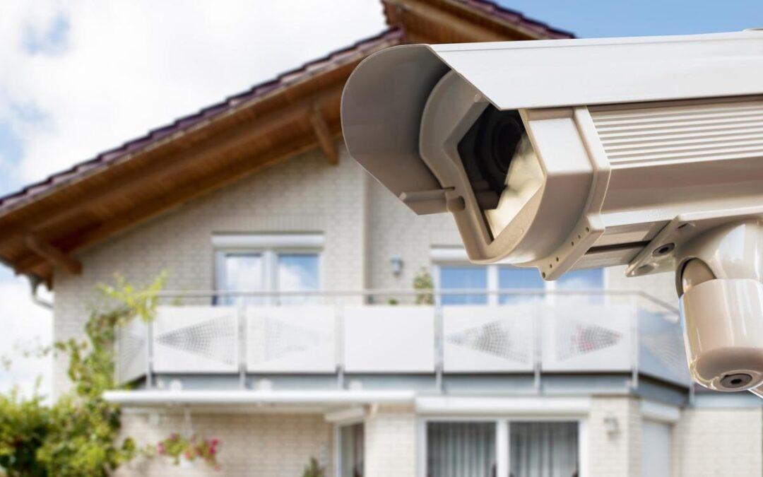 Dónde colocar cámaras de seguridad en casa